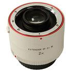 Yongnuo YN-2.0X III2x Telekonverter Extender Autofokus-Objektiv für Canon EOS EF
