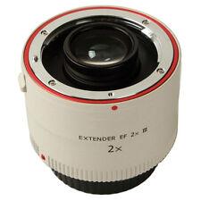 YongnuoYN-2.0X III2x Telekonverter Extender Autofokus Objektiv for Canon EOS EF,