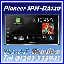 Pioneer SPH-DA120 With Apple CarPlay