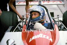 Hans-Joachim Stuck March 751 German Grand Prix 1975 Photograph 1