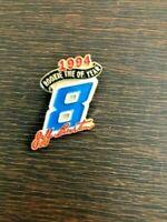 Jeff Burton 1994 Rookie NASCAR HAT PIN VINTAGE #8