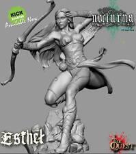Nocturna Models la búsqueda Esthel 70mm Resina Sin Pintar Kit