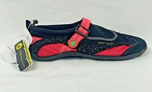 Body Glove Realm Water Shoes - Black/Pink - Size 10 - New