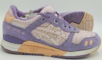 Asics Gel Lyte 3 Trainers HN588 Lilac/White/Purple UK5/US7/EU38