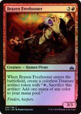 Brazen Freebooter (095/196) - Rivals of Ixalan - Common (Foil)