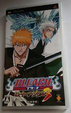 Bleach Heat the Soul 3 - PSP Sony Playstation Portable Japan Import