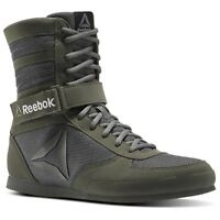 NEW Men's Reebok Crossfit Boxing Boot Ironstone/Black BS8266 Gray size 12.5