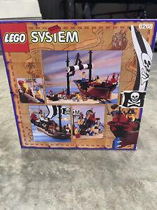 lego System Pirates Renegade Runner 6268