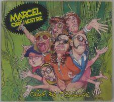 Marcel et son Orchestre CD Boucq
