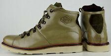 SUPERDRY Expedition Hiker Boots Herren Stiefelette Schuhe Oliv Gr.44 NEU