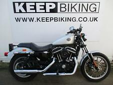 2013 HARLEY DAVIDSON XL883R SPORTSTER  ONLY 6846 MILES.  STAGE 1 TUNED.