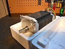 Nema 34 Stepper Motor 1700oz In 5a 75mh Inductance 14mm Single Shaft