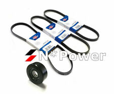 OPTIBELT DRIVE BELT PULLEY SET FOR HYUNDAI ELANTRA HD 10/2006-5.2011 2.0L G4GC
