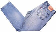 LEVI'S Mens 511 Jeans W34 L30 Blue Cotton Slim  NL13