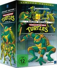 DVD Box--Teenage Mutant Ninja Turtles  Gesamtedition (2013)-NEU