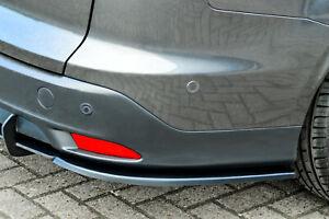 Heckansatz Diffusor Spoilerecken Seitenteile aus ABS für Ford Focus Turnier DYB