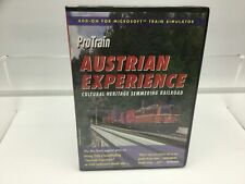 Microsoft Train Simulator Pro Train Austrian Experience PC Add-On Game
