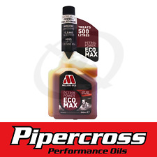 Millers Oils Petrol Power Ecomax Fuel Treatment Additive 500ml 6205