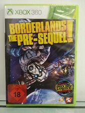 Xbox 360 - Borderlands The Pre-Sequel - GER/ESP