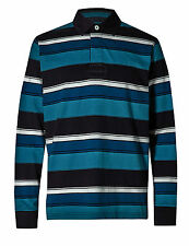 Blue Harbour Cotton Striped Casual Shirts & Tops for Men