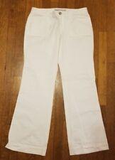 Old Navy Wide Leg, Low Rise, White Pants Sz. 8