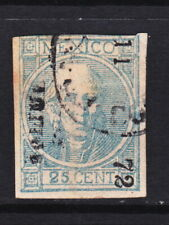 MEX 1868  25c #61 COLIMA   11-72  BETTER DATE   SK#? R5  (H2829)