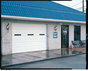 Duro Steel Amarr 2402 Series 14' Wide by 14'Tall Commercial Overhead Garage Door