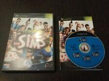 Los Sims Xbox Pal España (caja no original)