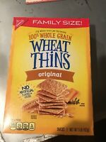 Nabisco Family Size Wheat Thins 1 Lb