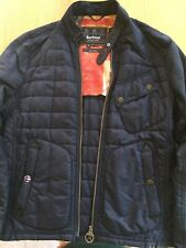 Lightweight Limited Edition Men's Black Barbour Steve McQueen Jacket Size M