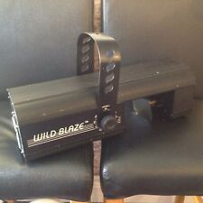 More details for wild blaze disco light. fully functional and in good condition.
