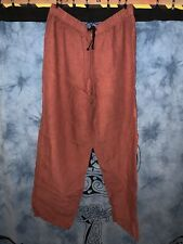 Viking Linen Pants Trousers Medieval Pants Authentic Appearance Used Excellent