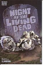 Avatar Night Of The Living Dead #1 Mid-Ohio Con Variant Limited To 850 Rare HTF