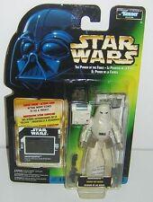 Star Wars POTF2 Freeze Frame FF Snowtrooper ( Import )
