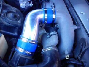 Jzx100 mark2 chaser Intake filter aluminium pipe