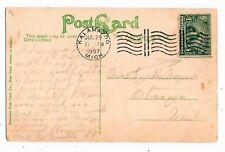 Stati Uniti - U.S.A. - 1897 - cent 1 su busta per l'Italia