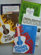 Guitar of Latin America & Mexico 5-Book Bundle From Smoke-Free Home