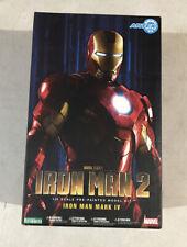 Iron Man 2 Marvel Studios 1/6 Scale Pre-Painted Model Kit Iron Man Mark IV