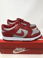 Nike Dunk Low UNLV GS Size 6y Brand New 100% Authentic!