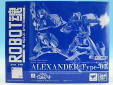[FROM JAPAN]Robot Spirits CODE GEASS Akito the Exiled SIDE KMF Alexander Typ...