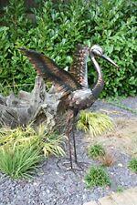 Statue e ornamenti da giardino in bronzo uccelli