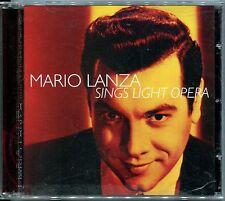 CD-MARIO LANZA Cavallina Light Opera