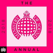 THE ANNUAL 2018 MINISTRY OF SOUND – V/A 3CDs (NEW/SEALED)