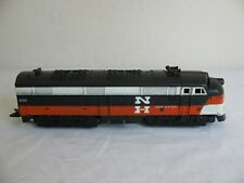 Vintage Marx Trains O/O-27 Powered New Haven E-7 Diesel Locomotive #2002 EX