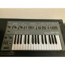 Roland SH-101 Monophonic Analog Synthesizer Keyboard from Japan USED
