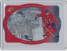 MINT! 1996-97 UPPER DECK SPX HOLOVIEW NO. 22 PIERRE TURGEON MONTREAL CANADIENS