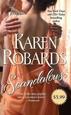 Banning Sisters Trilogy: Scandalous No. 1 by Karen Robards (2003, Paperback)
