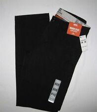 Dockers Mens Modern Khaki Flat Front Slim Tapered Chino Pants 29 x 32 Black NWT