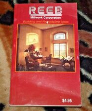 REEB Millwork Corporation Building & Remodeling Ideas Catalog