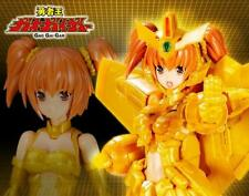Frame arms Girl The King of Braves GaoGaiGar Crossframe Girl GaoGaiGar Gold Ver